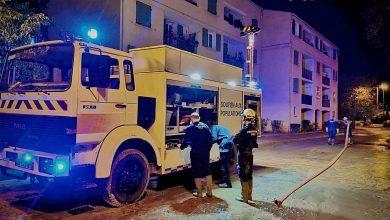 Photo of La protection civile du Loiret en soutien aux sinistrés du Var