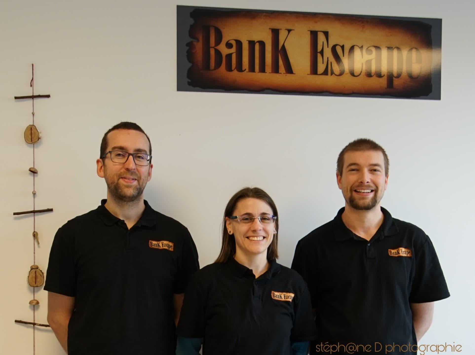 BanK Escape, un escape game purement orléanais 2