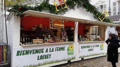 Photo of Le chalet de la Ferme du Loiret soutient les agriculteurs et producteurs locaux