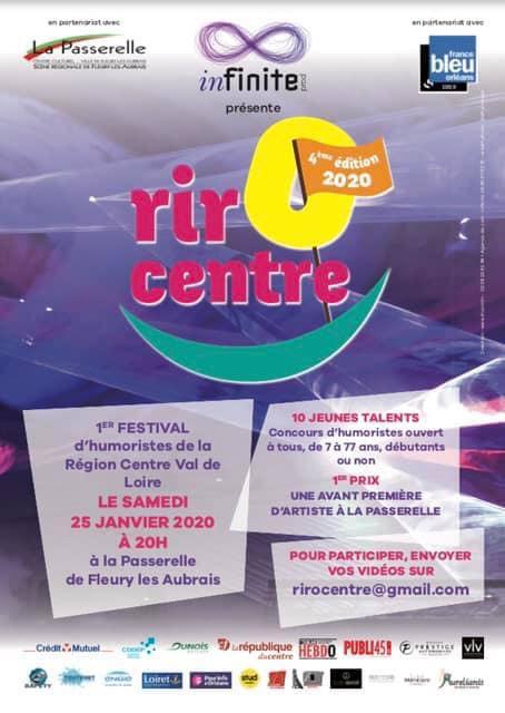 4ème édition de Rir O Centre 6