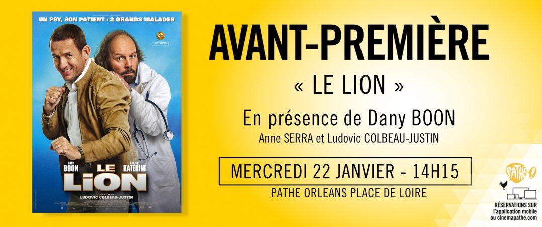 Avant-première «Le Lion» 2