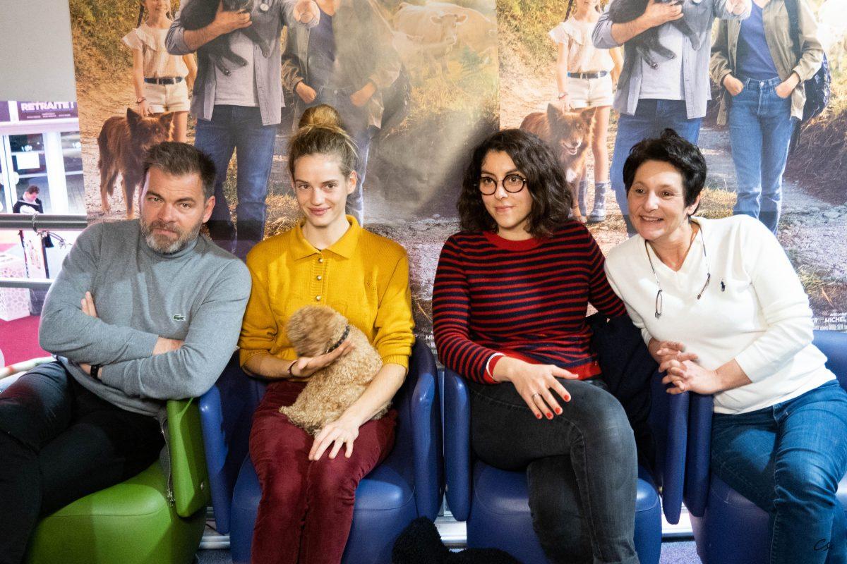 """""""Les Vétos"""", interview de l'équipe du film 2"""
