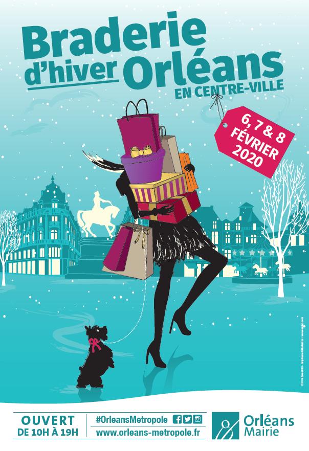 La Braderie d'hiver revient à Orléans 2