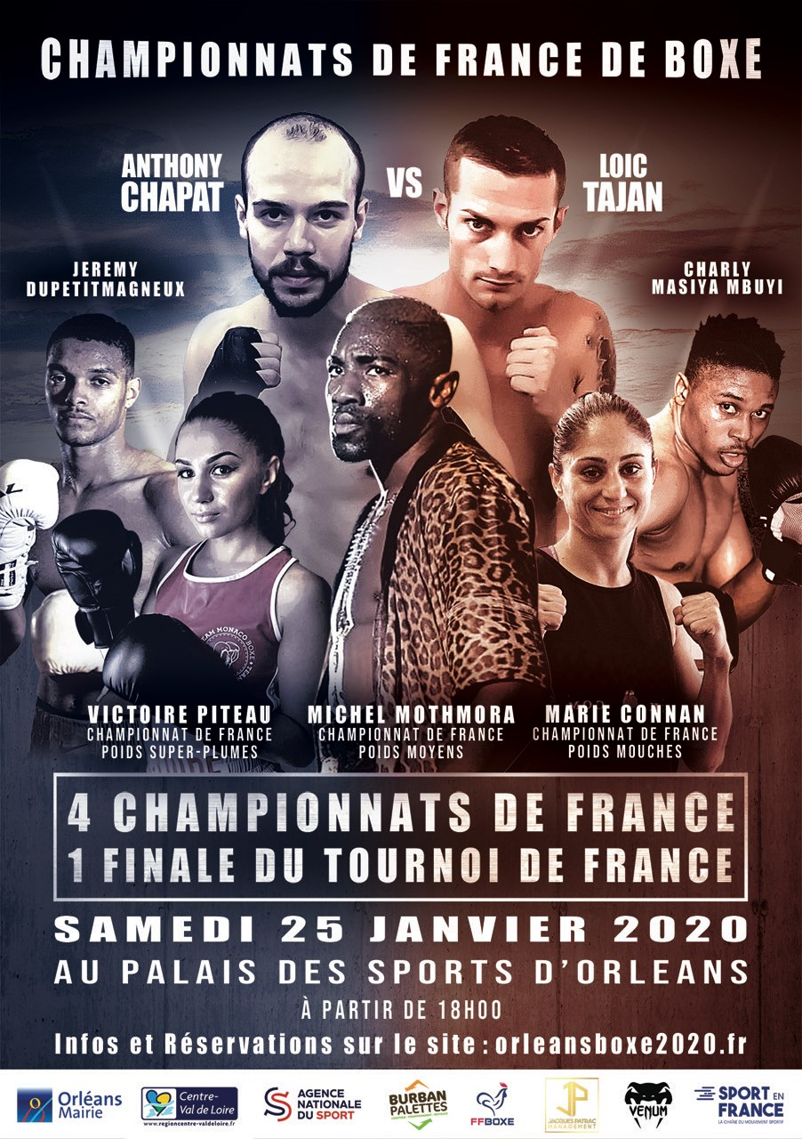 Photo of Championnat de France de Boxe
