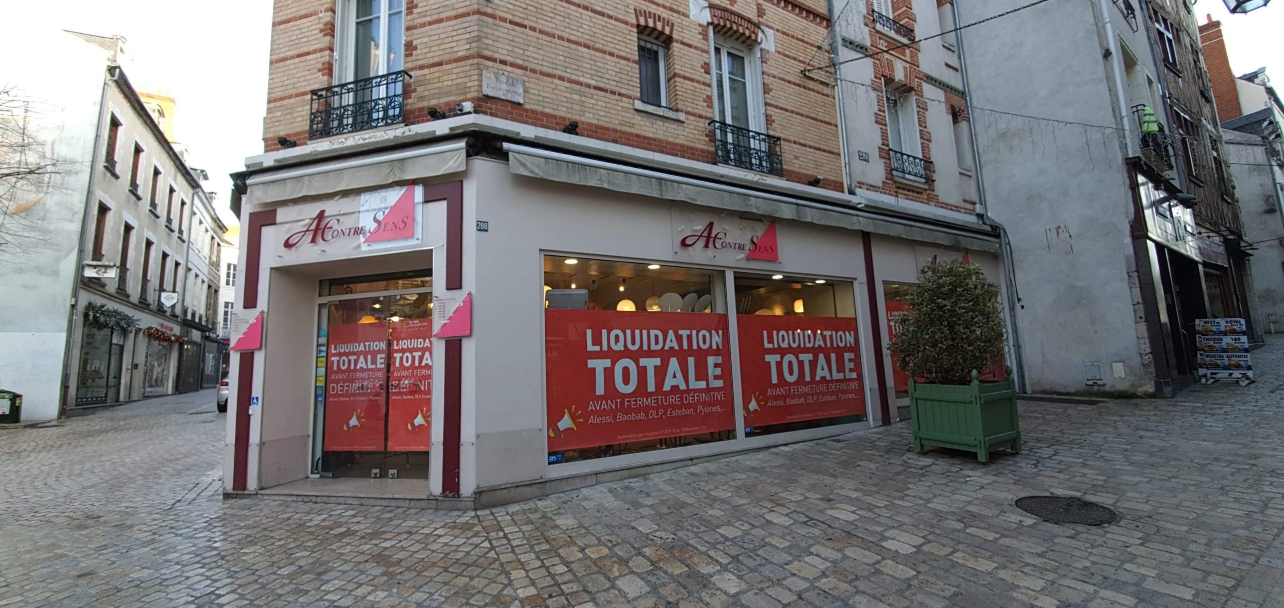 """Le magasin """"À Contre Sens"""" va fermer définitivement 1"""