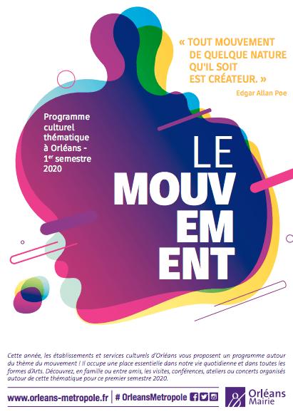 2020 année du mouvement ! Programme de janvier 2