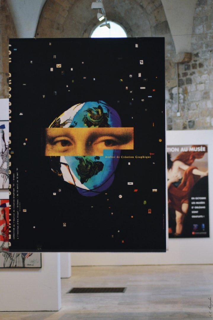 La sérigraphie s'affiche avec Michel Dubois 5