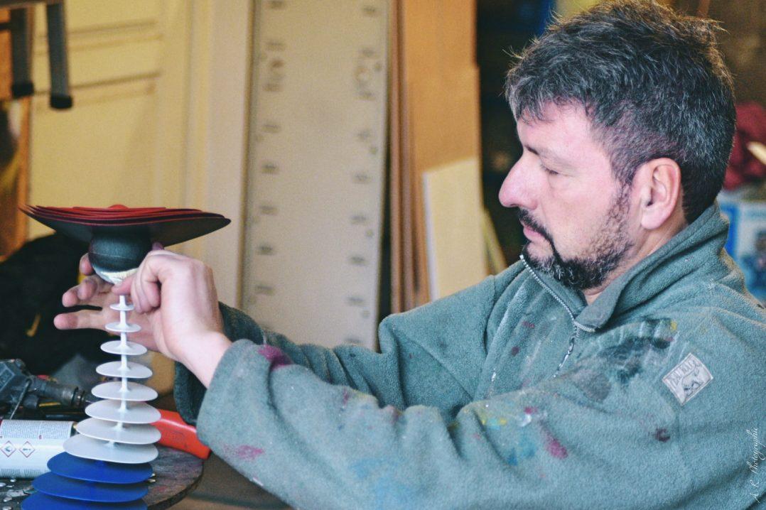 Pascal Nottin, l'artiste sculpteur engagé 3