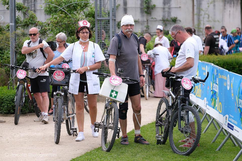 12ème édition du Vélotour à Orléans 2