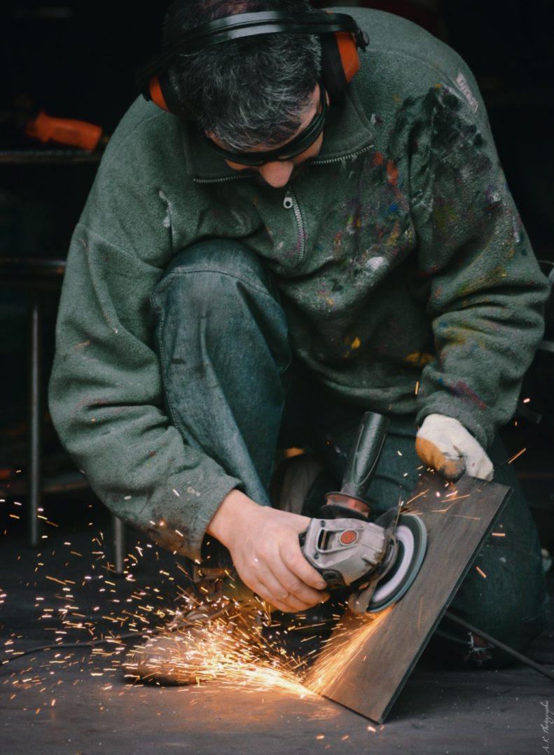 Pascal Nottin, l'artiste sculpteur engagé 6