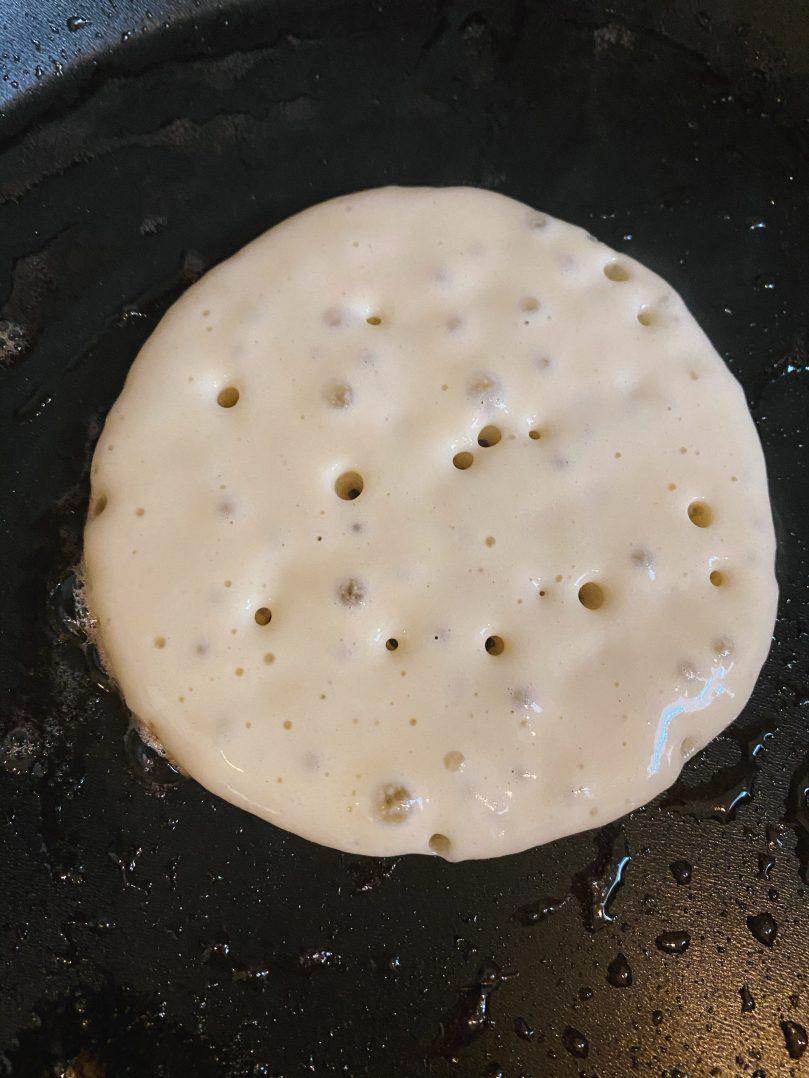 Réveil en douceur : recette de pancakes moelleux 3