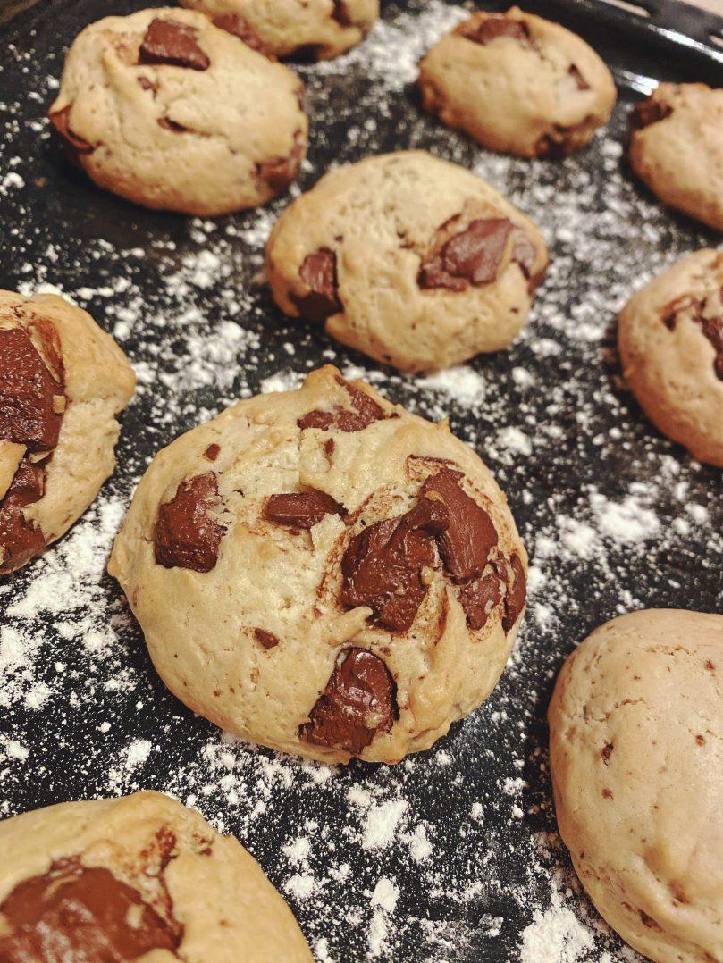 Un jour, une activité : atelier cookies 2