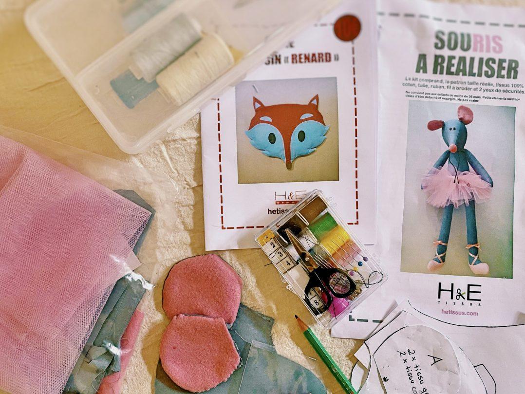 Un jour, une activité : atelier couture 3