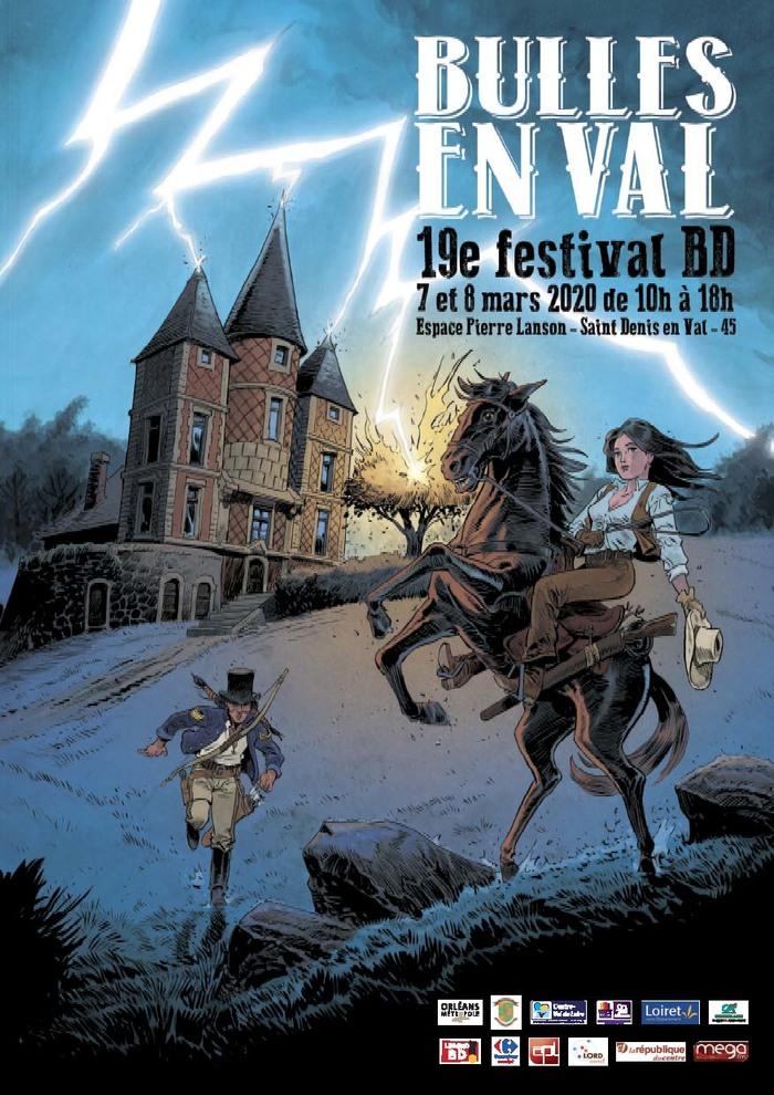 Photo of 19e festival «Bulles en Val» : Laurent Astier invité d'honneur
