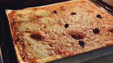 Photo of Apéro Time : Recette pizza chorizo/mozza fromage