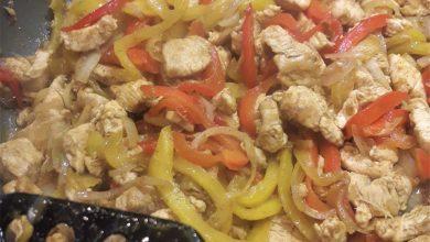 Idée de repas : Poulet curry coco 11