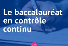 Photo of Le baccalauréat en contrôle continu