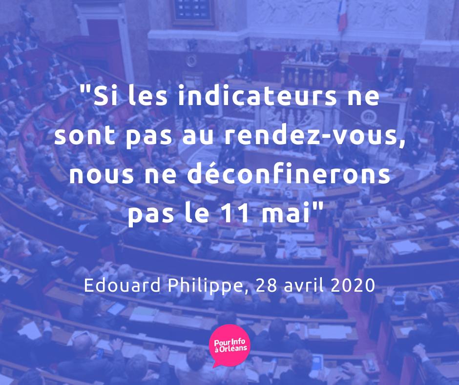 Déconfinement :  que retenir du discours d'Edouard Philippe ? 2