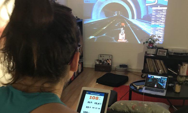 Les orléanais fous du cyclisme virtuel ! 1