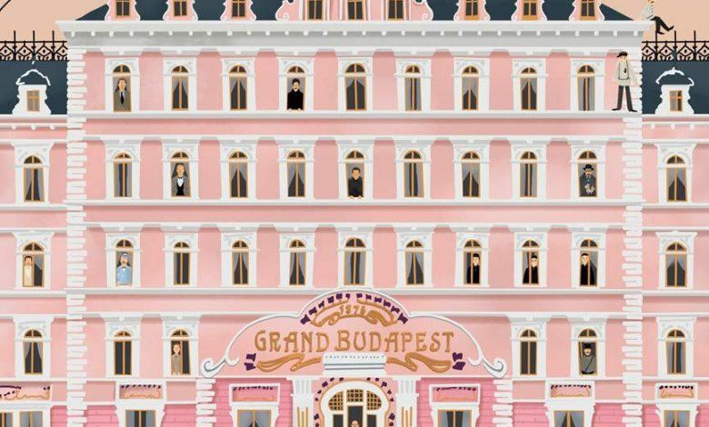 Un jour un film : The Grand Budapest Hotel 1