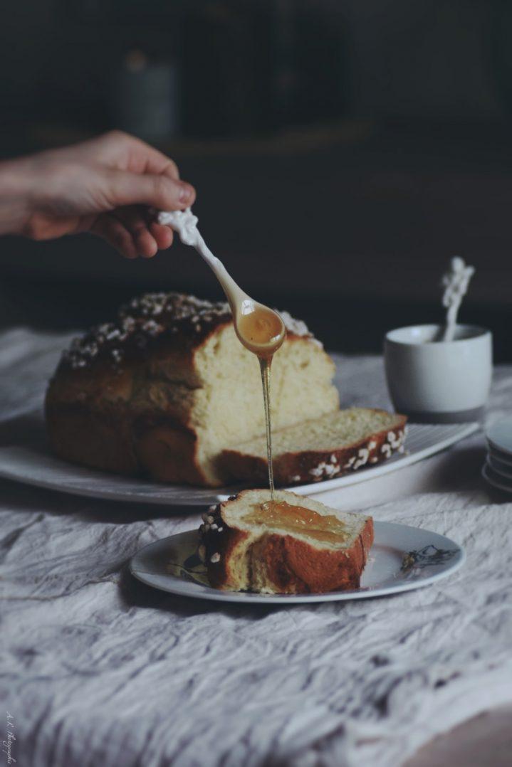 Réveil en douceur : recette de la brioche 2