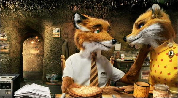 Un jour un film : Fantastic Mr Fox 3