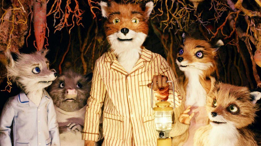 Un jour un film : Fantastic Mr Fox 4