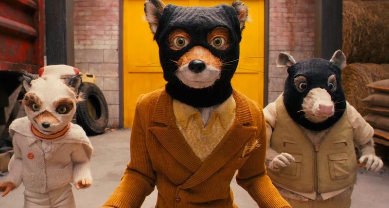 Un jour un film : Fantastic Mr Fox 5
