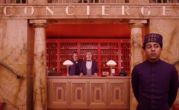 Un jour un film : The Grand Budapest Hotel 4