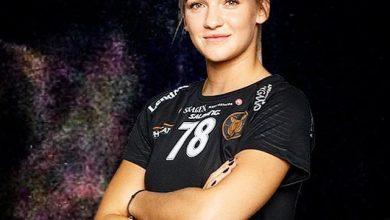 Photo de Paulina Uścinowicz, première recrue du Fleury Loiret Handball