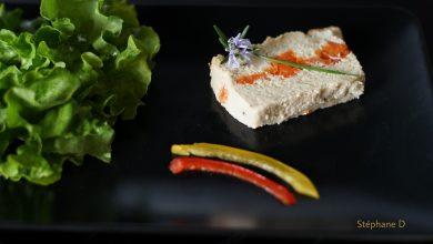Photo of Ce soir c'est terrine de légumes !