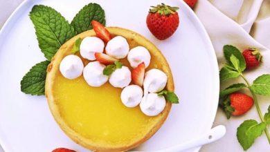 Photo de Goûter : recette de la tarte au citron meringuée