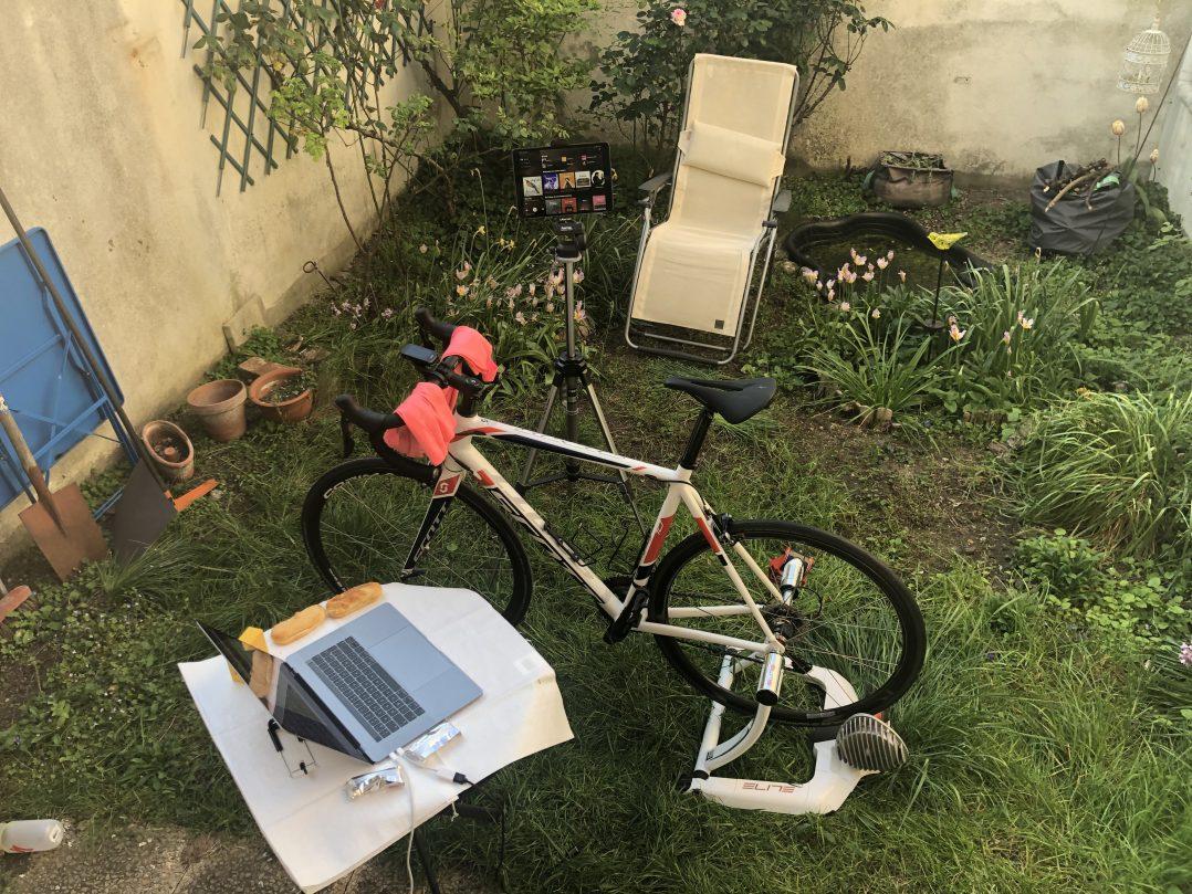 Les orléanais fous du cyclisme virtuel ! 3
