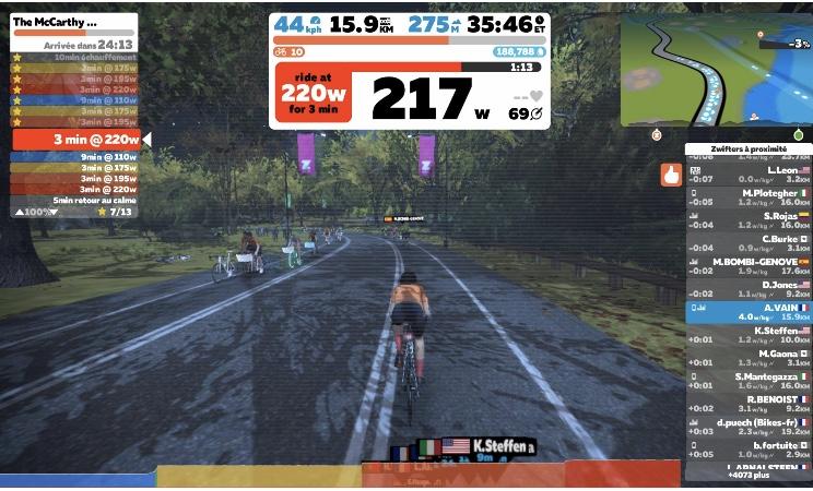 Les orléanais fous du cyclisme virtuel ! 2