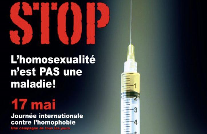 Journée mondiale contre l'Homophobie et la transphobie 1