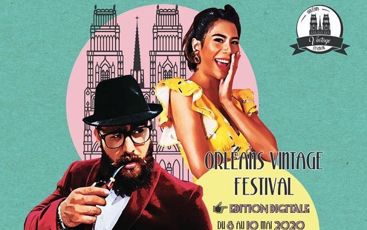 L'Orléans Vintage Festival s'offre une version digitale 1