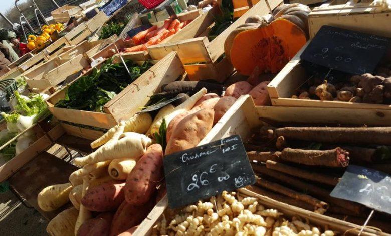 Les marchés ouverts à Orléans et dans sa métropole 1