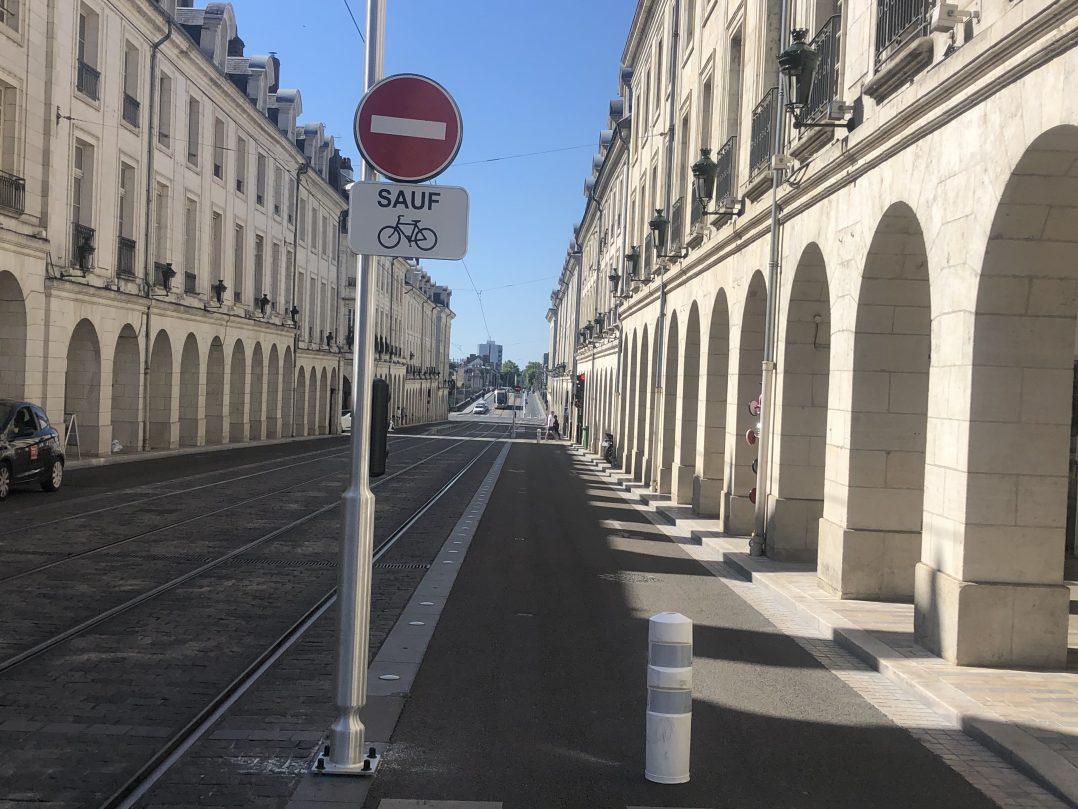 Quand on partait de bon matin... Orléans continue d'accompagner la pratique du vélo 3