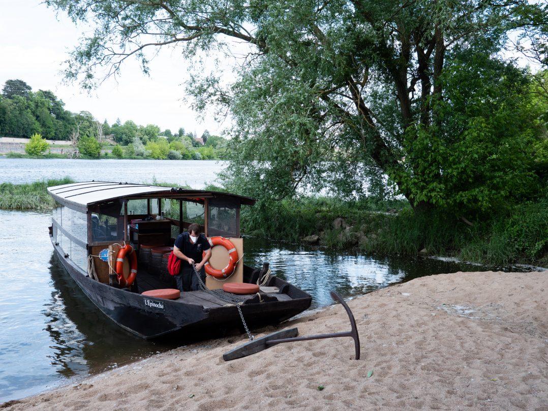 On a testé : Balades et découverte en bateau sur la Loire ! 3