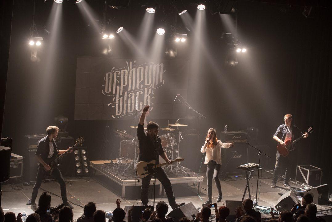 Orpheum Black sort son 1er EP 2
