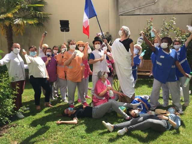 Face au COVID19, soyons solidaires ! 3