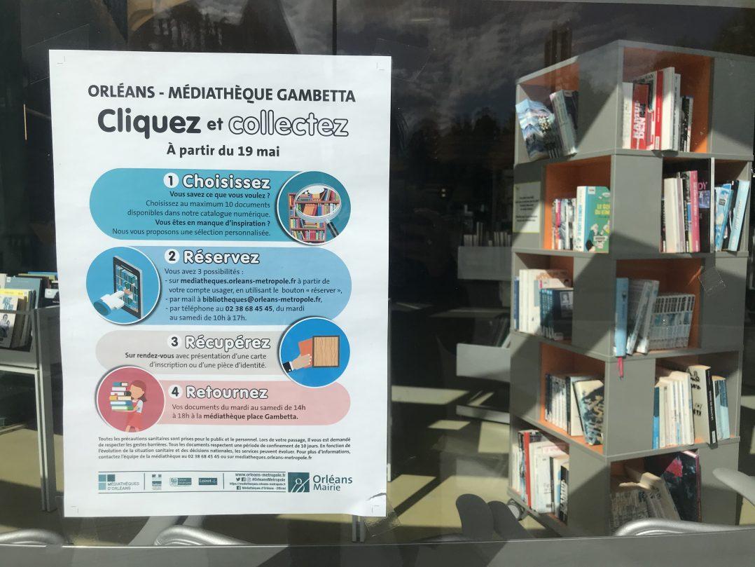 Médiathèque : on a testé le click and collect 3