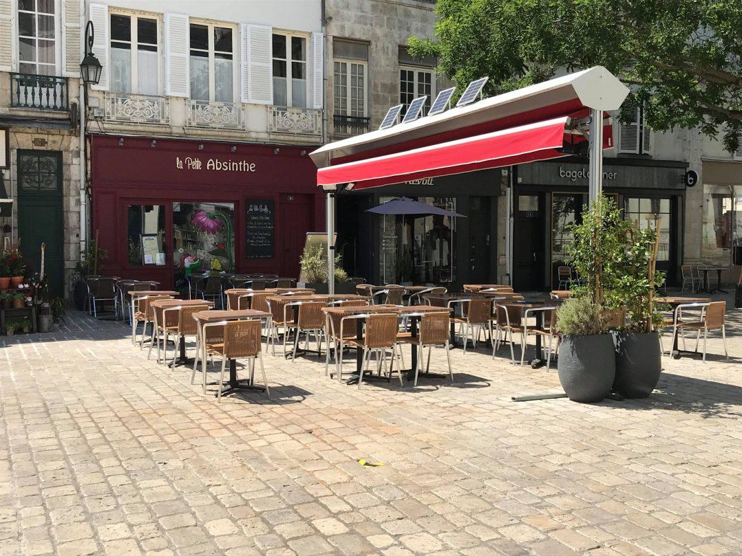Les Orléanais renouent avec les restaurants et les bars 19