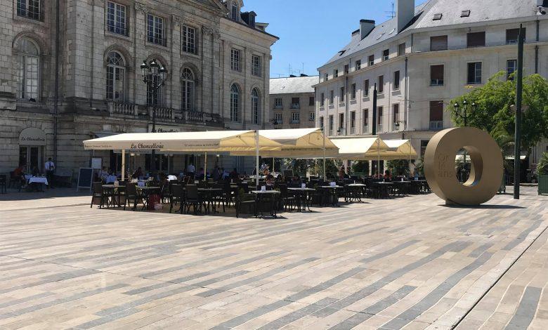 Les Orléanais renouent avec les restaurants et les bars 1