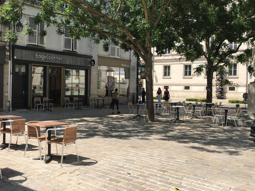 Les Orléanais renouent avec les restaurants et les bars 21