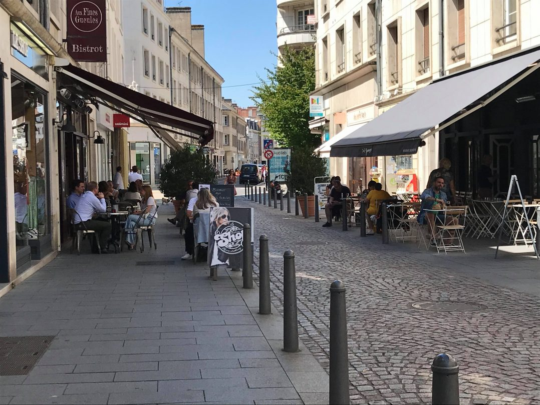 Les Orléanais renouent avec les restaurants et les bars 4