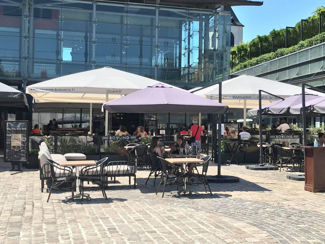 Les Orléanais renouent avec les restaurants et les bars 9