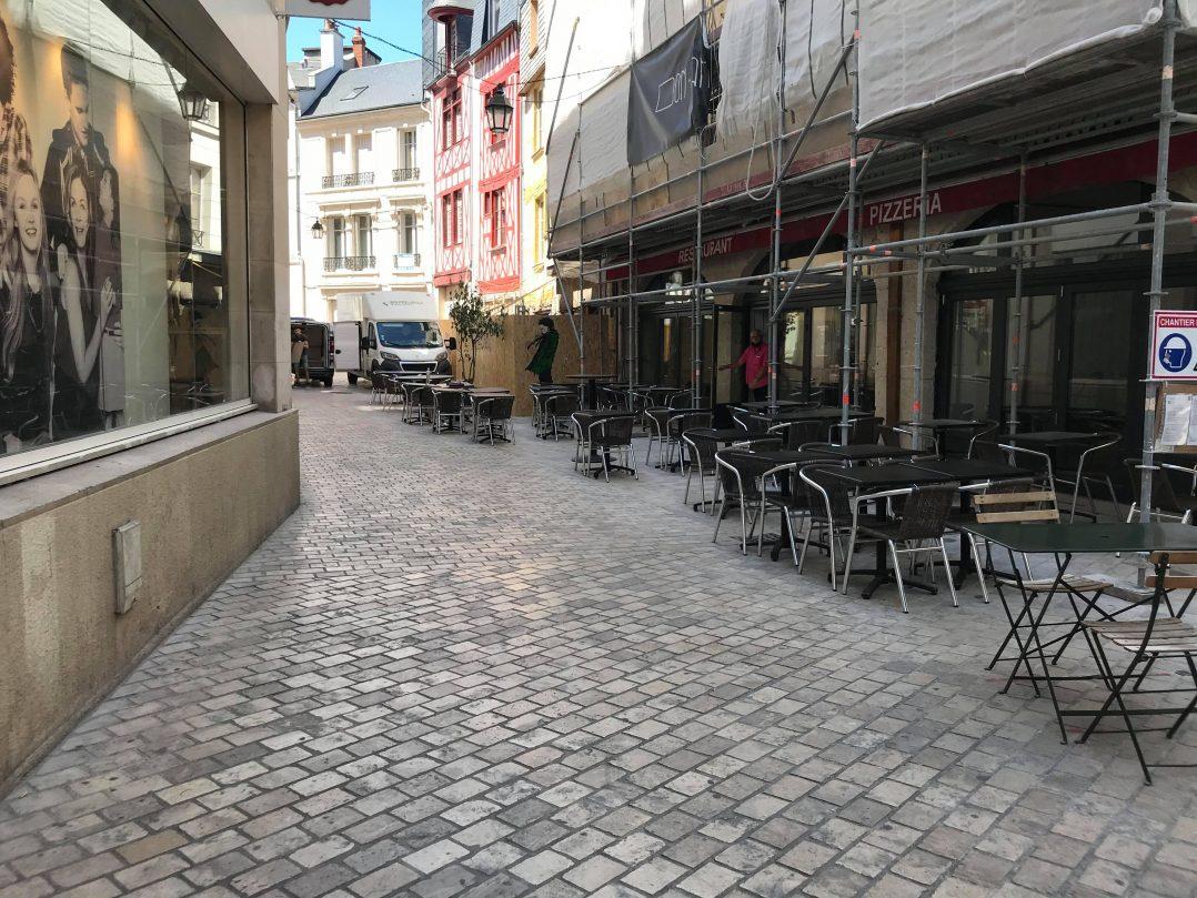 Les Orléanais renouent avec les restaurants et les bars 22