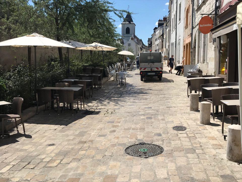 Les Orléanais renouent avec les restaurants et les bars 12