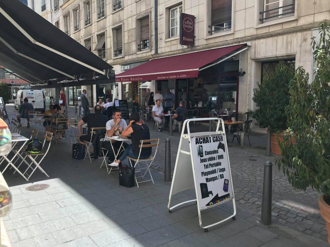 Les Orléanais renouent avec les restaurants et les bars 3